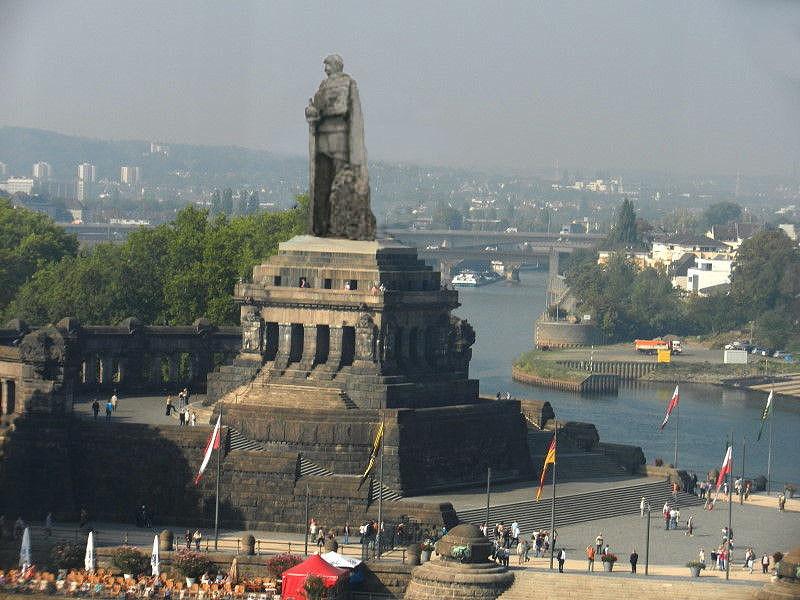 Bismarck in Koblenz
