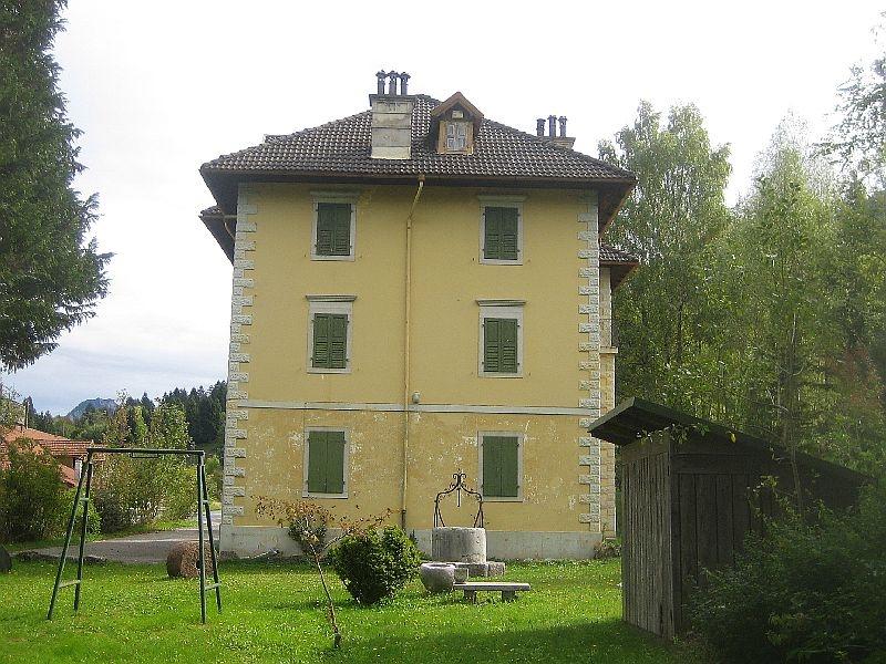 1337 friaul bagni di lusnizza stillgelegter bahnhof - Bagni di lusnizza ...