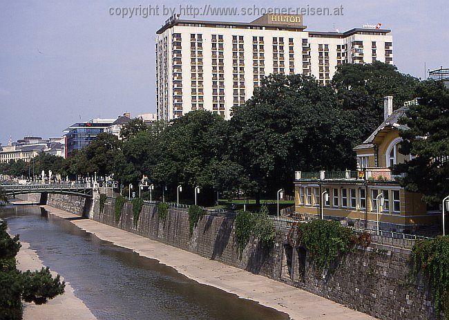 0388 Wien Hotel Hilton Am Fluss Wien Osterreich Schoener