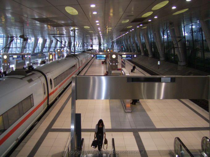 Frankfurt Flughafen Vom Frankfurter Fernbahnhof Zum Regionalbahnhof Hessen Schoener Reisen Forum Reiseberichte Aus Aller Welt
