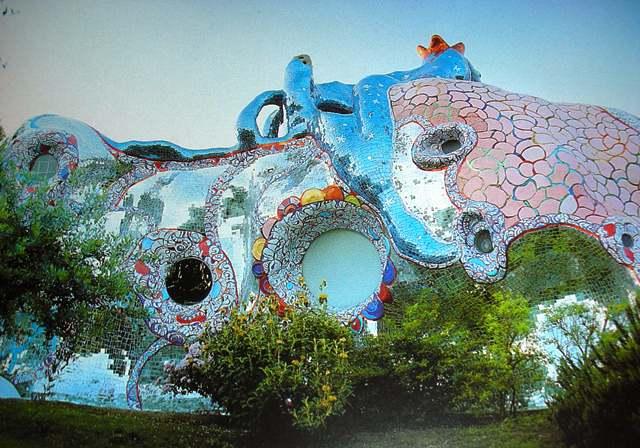 Mosaiken bis ins Kleinste Detail  was das für Arbeit gemacht hatte