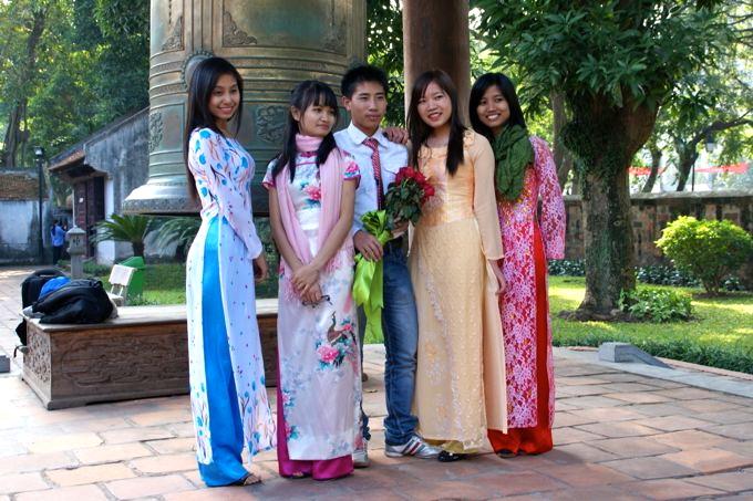 Vietnamesin kennenlernen