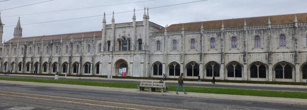 Hieronymuskloster in Lissabon