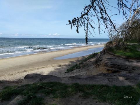 Ostseeküste auf der Halbinsel Fischland-Darss-ZIngst
