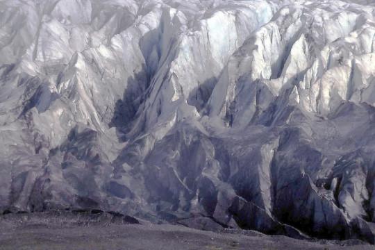Süden: Vatnajökull Gletscher