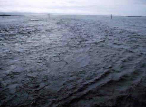 Süden: Vatnajökull Gletscherfluss