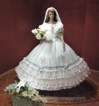 14 Hochzeitskleid