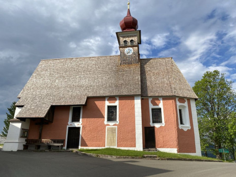 Kirche  hl.Wolfang