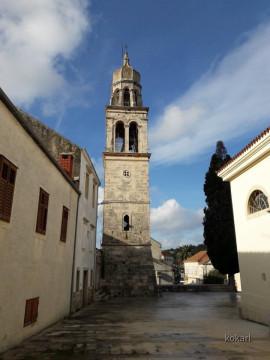 Kirchturm Vela Luka