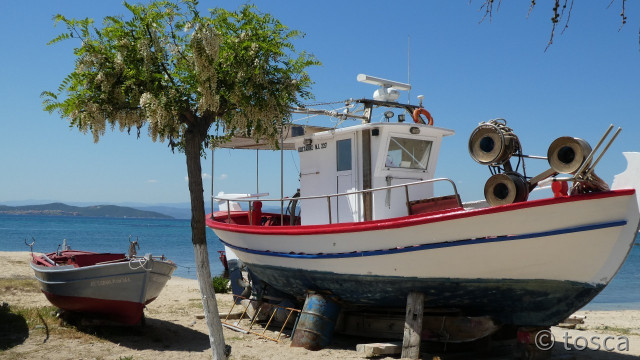 Athos, Griechenland
