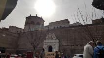 Vatikan/Eingang