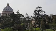 Ansicht Petersdom