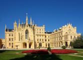 Tschechien: Lednice > Schloss Lednice