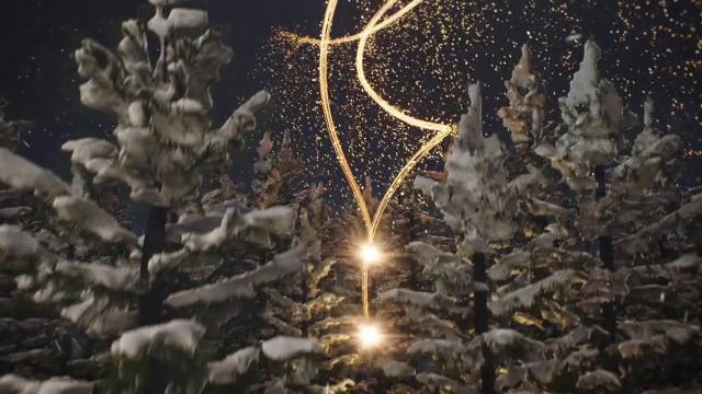Weihnachtliches Grußvideo